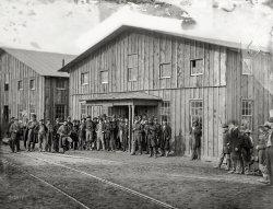Landing Party: 1863