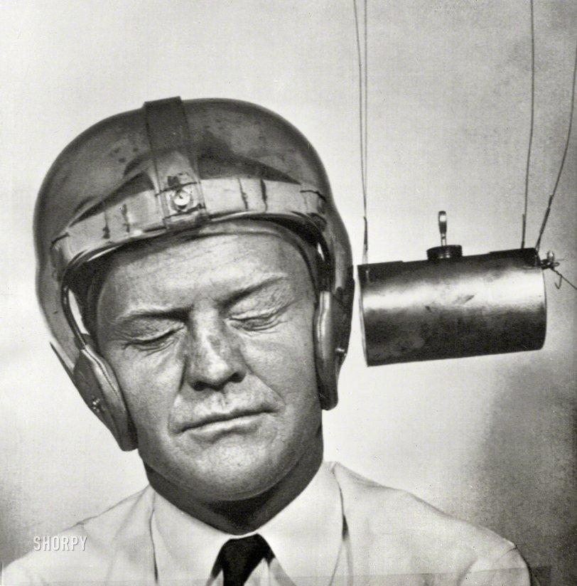 A Pounding Headache: 1950