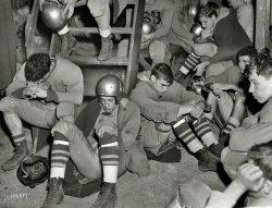 Gloomy Gippers: 1950