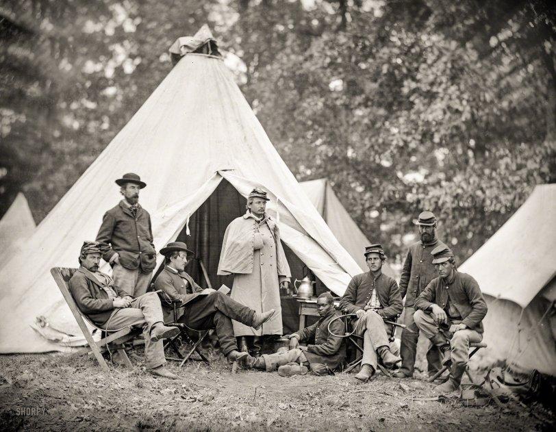 At Ease: 1863