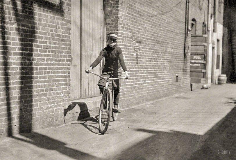 Manley Boy: 1917