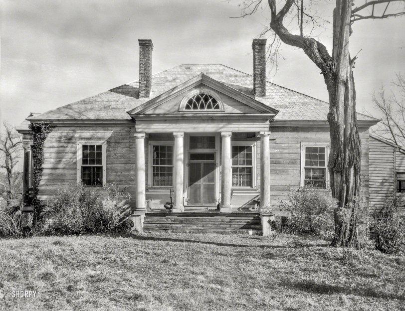 Maison Cocke: 1935