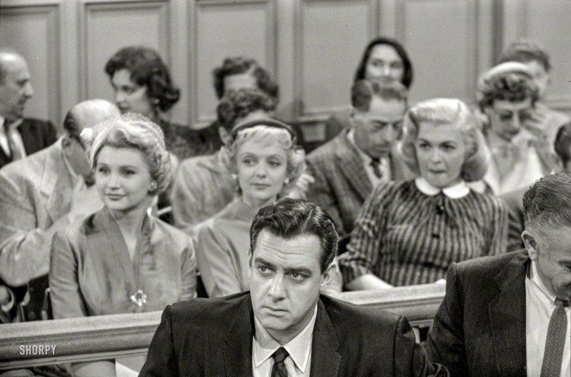 Perry Mason: 1958