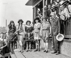 Loving Cup Lovelies: 1921
