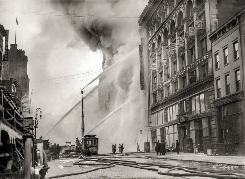 Surprise: 1909