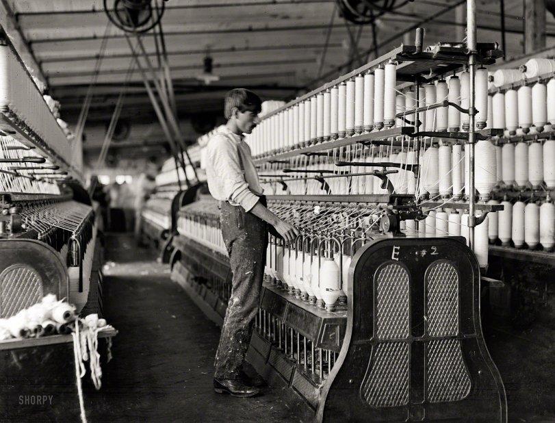 Big & Tall: 1908