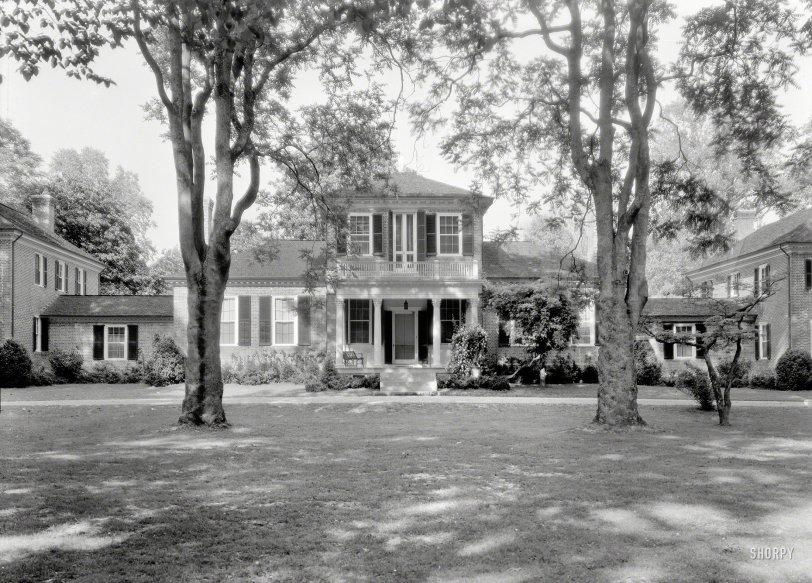 Brandon Plantation: 1931