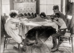 The Gleaners: 1910