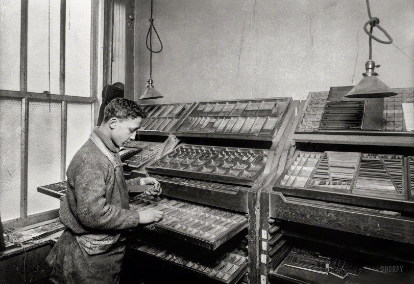 Louis Gitney: 1917