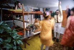 A Swinging Pad: 1966