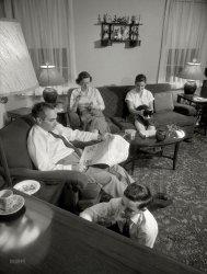 Family Night: 1957