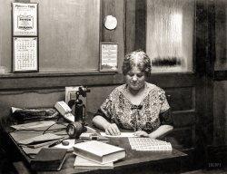 A Case of the Mondays: 1925