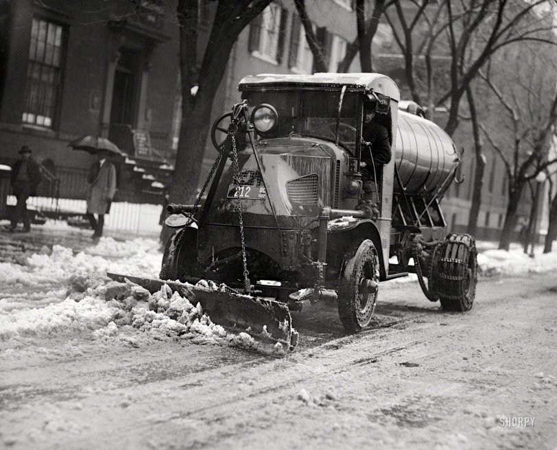 Snow to Go: 1922