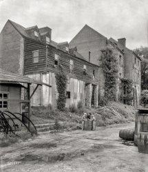 Over a Barrel: 1928