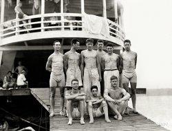 Boys' Club: 1910