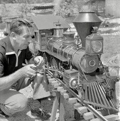 It's a Small Train: 1951
