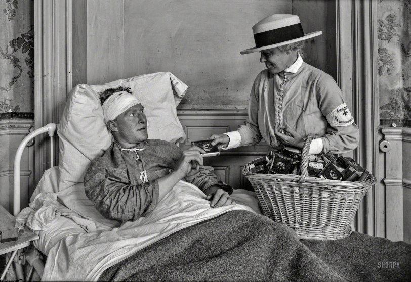 Nicotine Angel: 1918