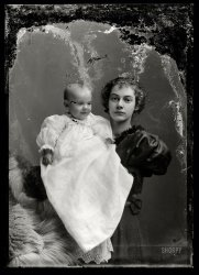 Baby Carrier: 1890s