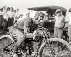 Bill on Wheels: 1922