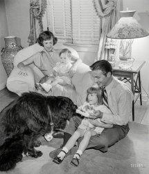 Tarzan at Home: 1948