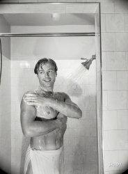 Shower Scene: 1948