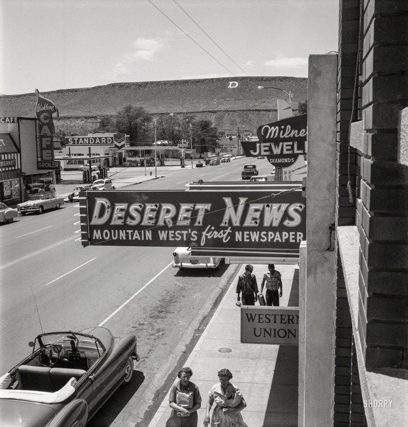 Deseret News: 1957