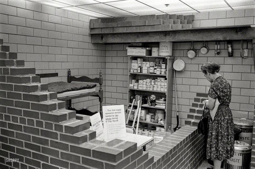 Family Shelter: 1961