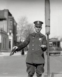 Foot Patrol: 1923