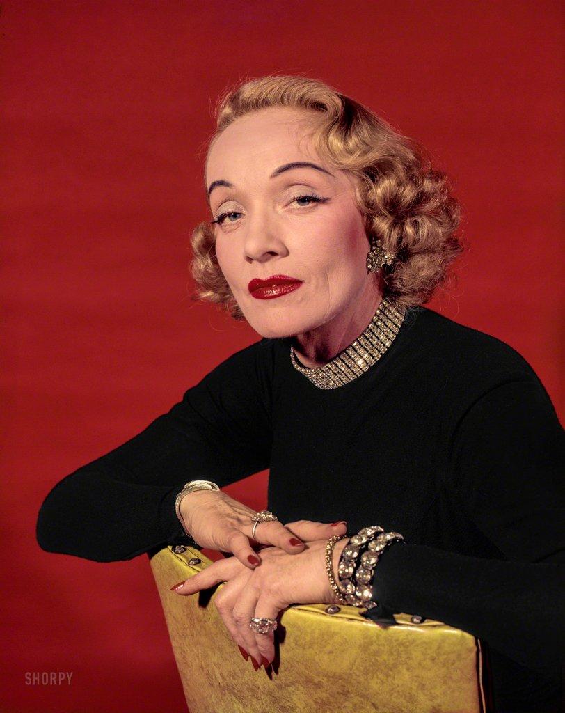 Marlene: 1952