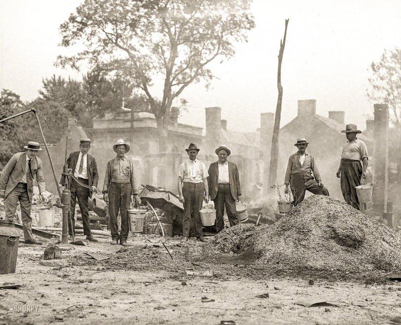 Bucket Brigade: 1923