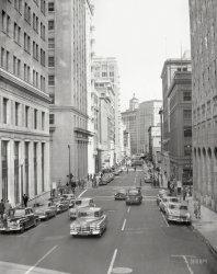 Pine Street: 1952