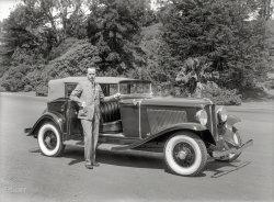 Uneasy Rider: 1931