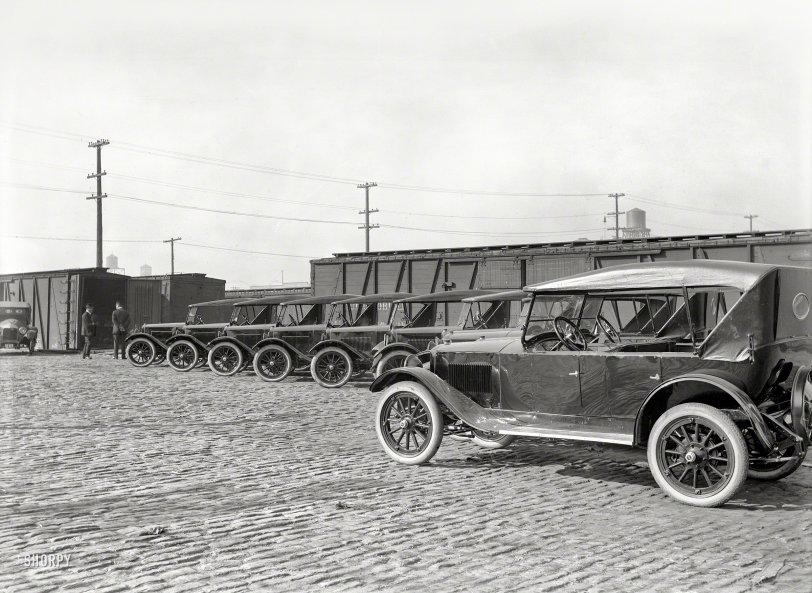 New Arrivals: 1920