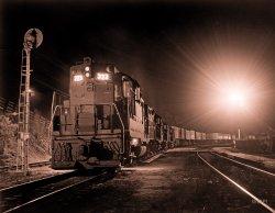Night Train: 1962