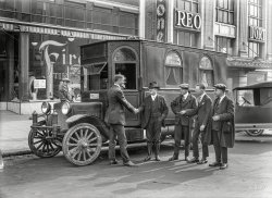 Welcome, Wagon: 1919
