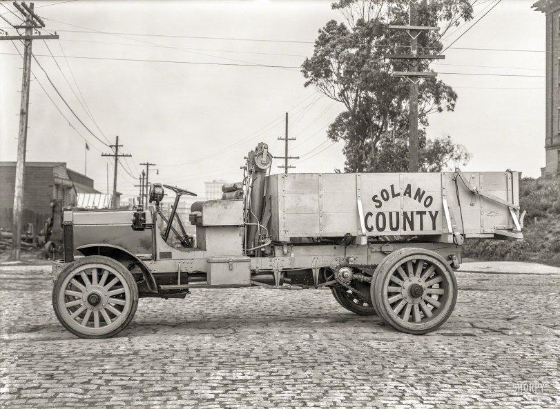 What a Dumper: 1918