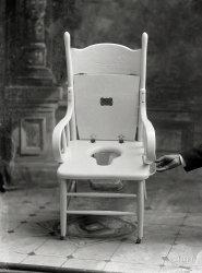 Bucket Seat: 1898