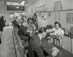 Jack's Sandwich Shop: 1941