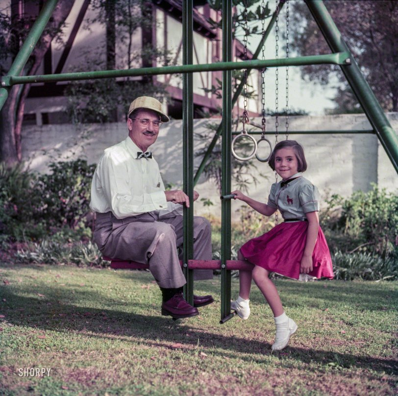 Hollywood Dad: 1953