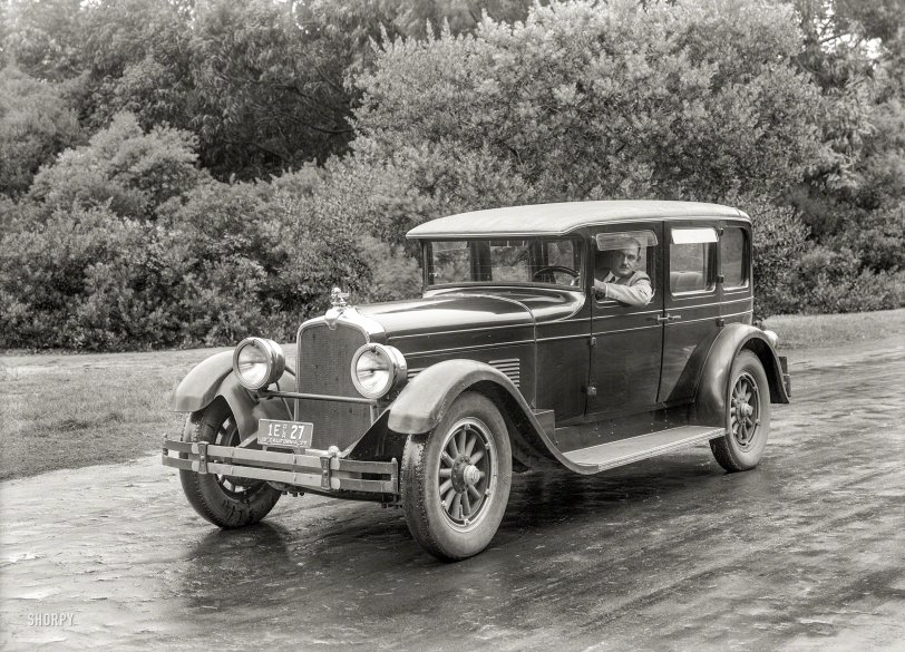 Safety Stutz: 1927