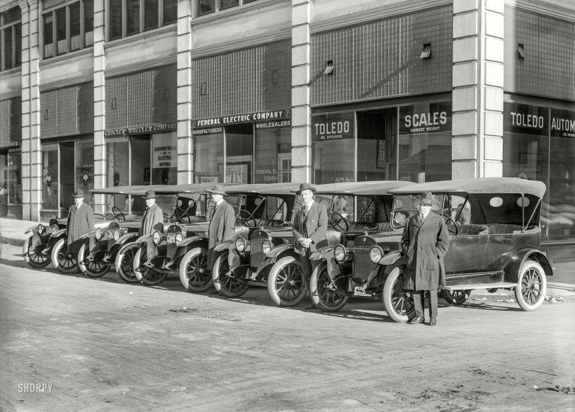 M-Squad: 1919