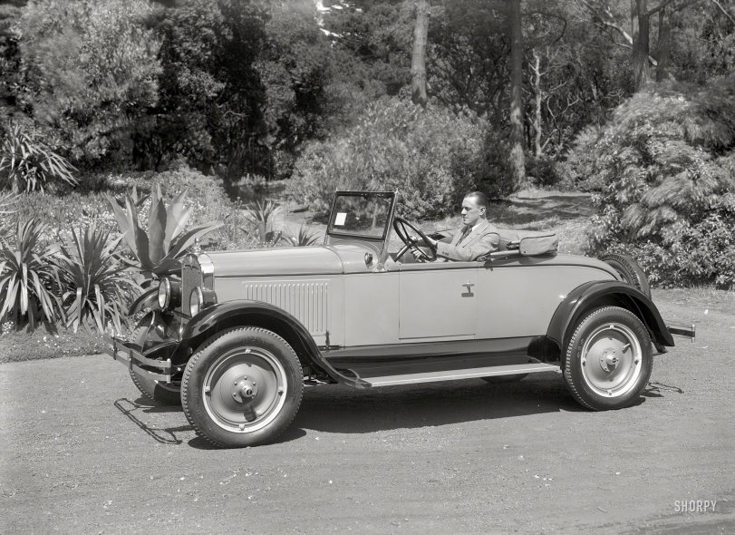 The New Olds: 1927