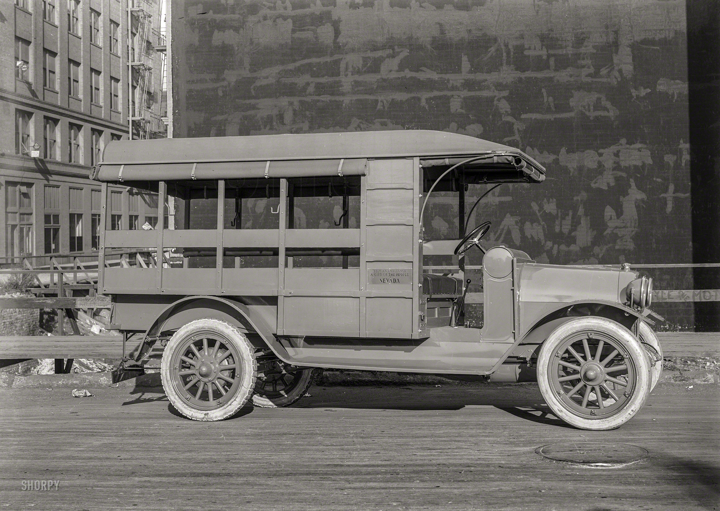 Shorpy historic picture archive bound for belgium 1921 for Buy reclaimed wood san francisco