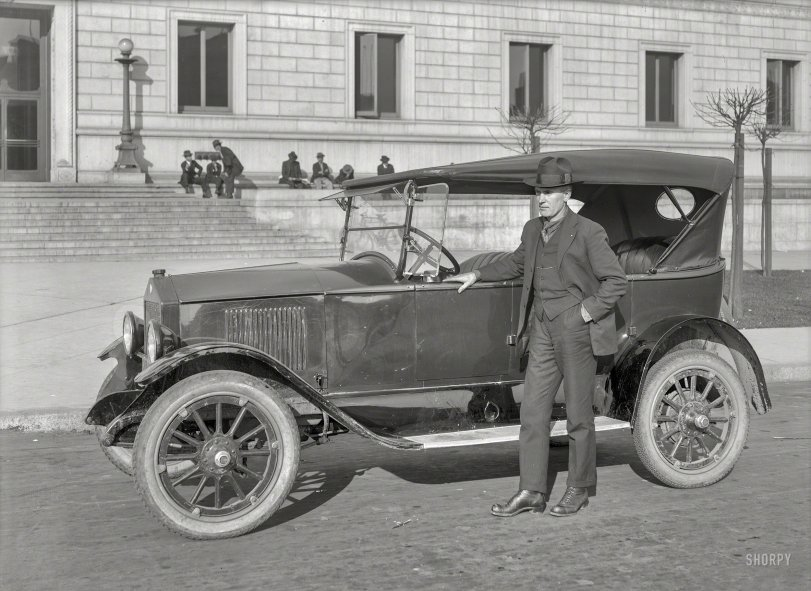 That Dapper Dort: 1921