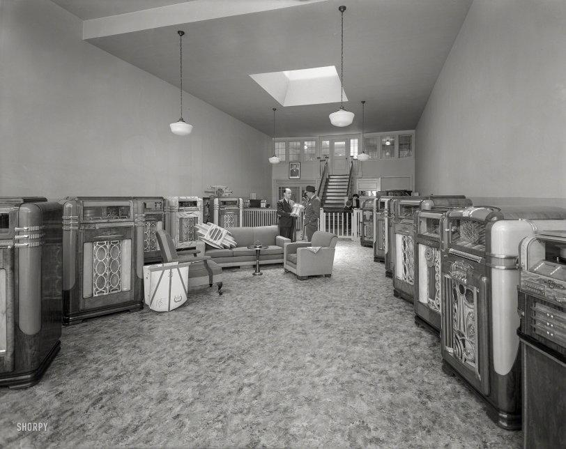 House of Wurlitzer: 1939