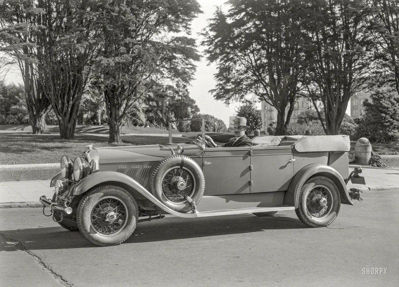 Waitin' Phaeton: 1928