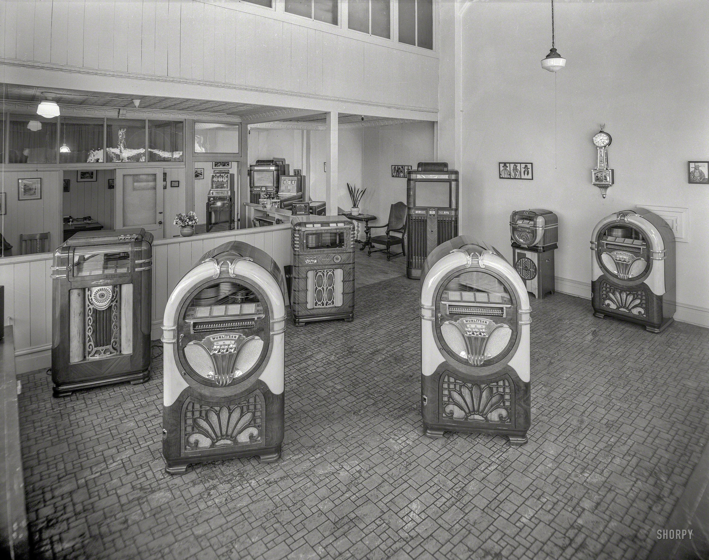 Jukeboxes SHORPY-1047