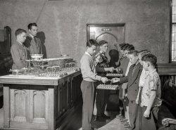 Mormon Boys: 1950