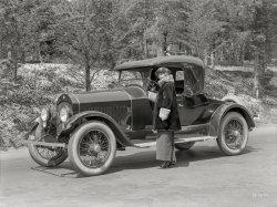 Queen Cole: 1920