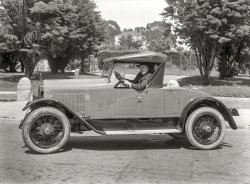 King Coupe: 1920